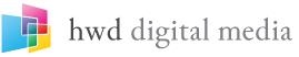 Logo der Firma hwd digital media